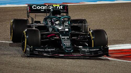 Sebastian Vettel konnte im neuen Aston Martin noch nicht überzeugen
