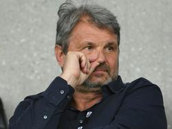 Unruhige Zeiten für LASK-Vizepräsident Jürgen Werner
