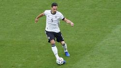 Mats Hummels strebt mit Deutschland den EM-Titel an