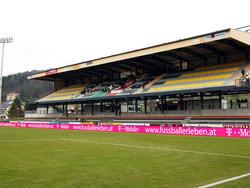 Die Lavanttal-Arena des WAC