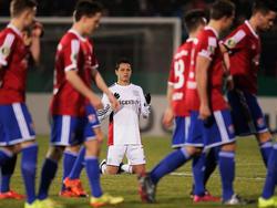 Chicharito traf erneut für Bayer Leverkusen