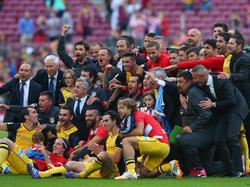 Atlético de Madrid bildet die spanische Elf des Jahres fast ohne fremde Hilfe