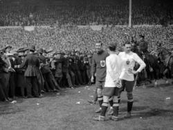 Premiere im Wembley-Stadion