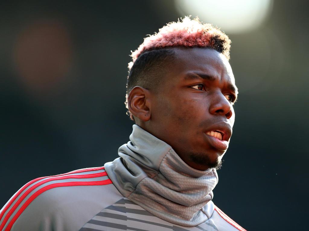 Paul Pogba erlebt bei Manchester United nicht seine beste Zeit