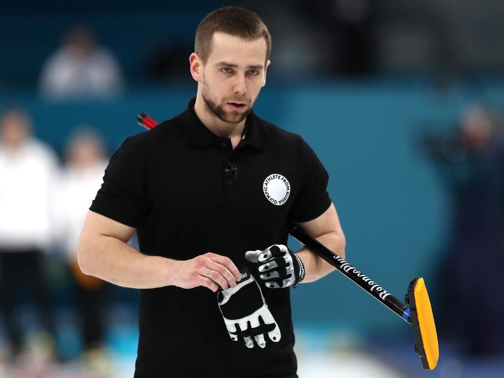 Alexander Kruschelnizki hat gedopt