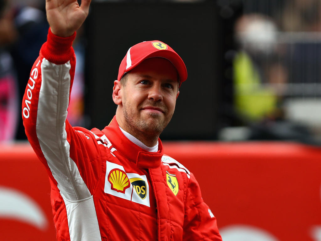 Sebastian Vettel geht das WM-Duell gegen Lewis Hamilton weniger verbissen an