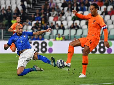 Italien und die Niederlande trennen sich unentschieden