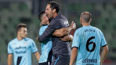 Dino Toppmöller freut sich mit Düdelingen auf die Europa League