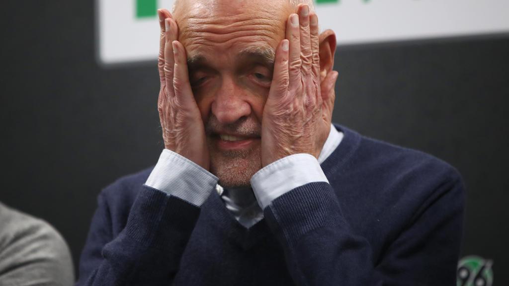 Martin Kind hält einen Lizenzentzug für Hannover 96 für