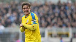 Kevin Pannewitz spielte einst beim VfL Wolfsburg