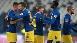 RB Leipzig will erstmals in Viertelfinale des DFB-Pokals einziehen