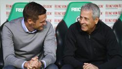 Sebastian Kehl (l.) und Lucien Favre arbeiten seit Sommer zusammen beim BVB