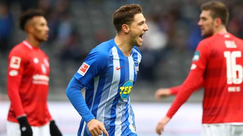 Niklas Stark ist noch bis 2022 an Hertha BSC gebunden