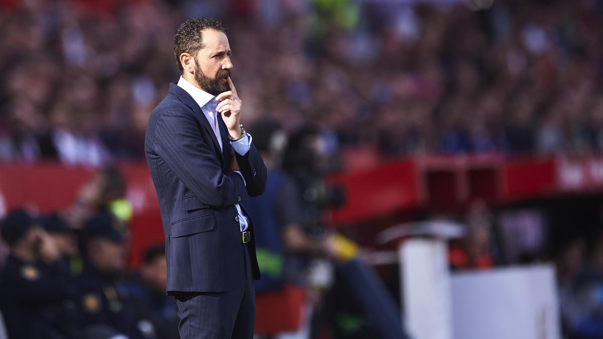 Sevilla trennt sich von Pablo Machín