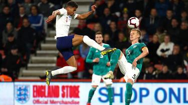 Die deutsche U21 hat sich im Klassiker gegen England durchgesetzt