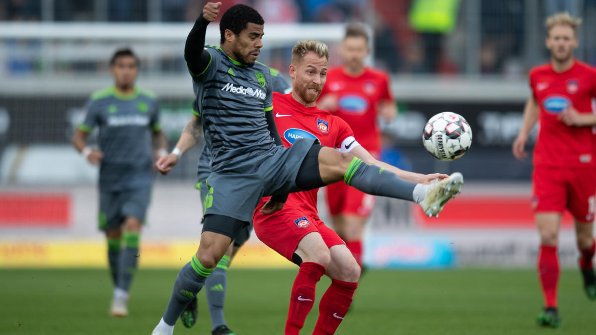 Ingolstadt unterlag beim 1. FC Heidenheim