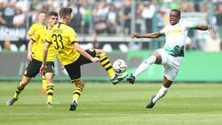 Denis Zakaria äußerte sich nach dem letzten Saisonspiel
