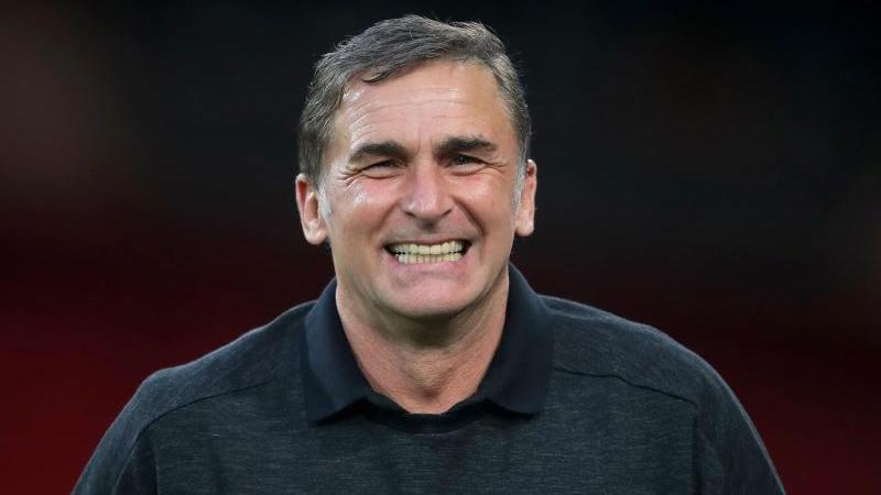 Musste noch Spieler aus seinem EM-Kader streichen: U21-Bundestrainer Stefan Kuntz