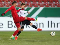Mittelstädt trifft für die deutsche U20