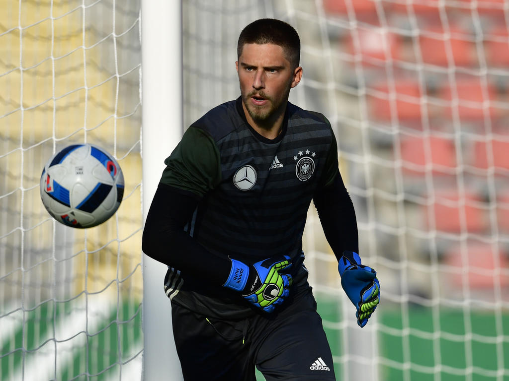 Jannik Huth wird der U21 bei der EM in Polen fehlen