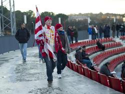 Die Girona-Fans dürfen sich auf Spiele gegen Barça und Real freuen