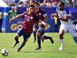 Die USA und Panama freuen sich über den Einzug ins Viertelfinale