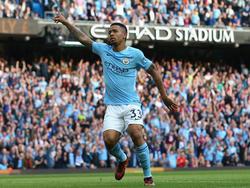 Gabriel Jesus schießt für Manchester City derzeit ein Tor nach dem anderen