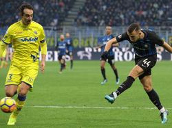 Dreierpack gegen Chievo