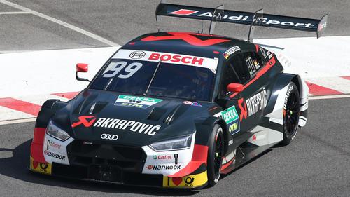 Mike Rockenfeller gewinnt das zweite DTM-Rennen in Assen