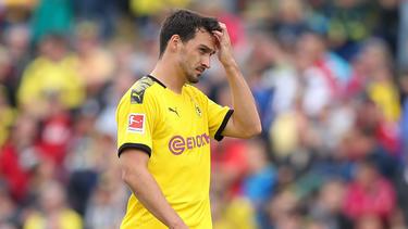 Vom FC Bayern zum BVB zurückgekehrt: Mats Hummels