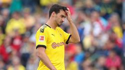 Fehlt Mats Hummels dem BVB gegen Werder Bremen?
