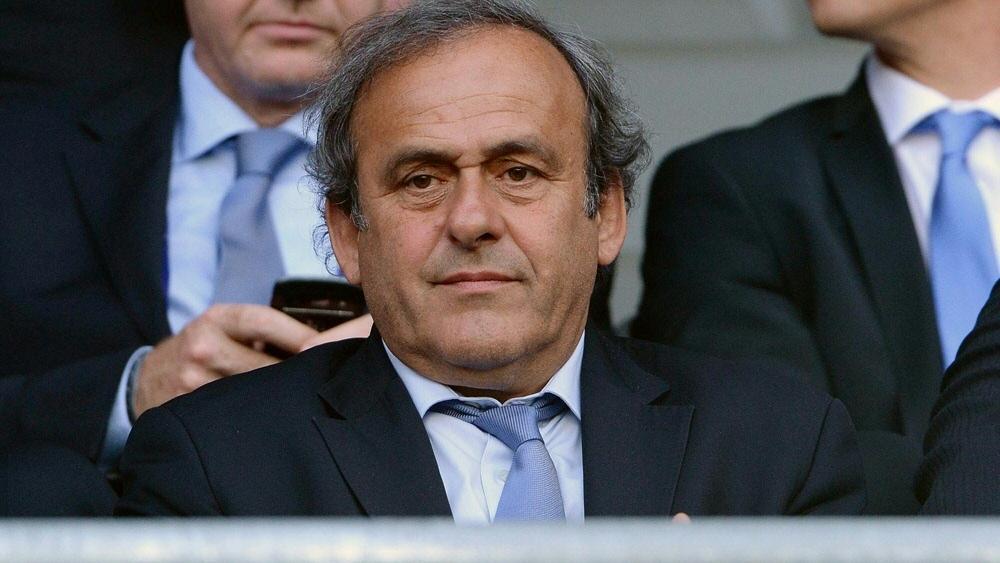 Vierjahressperre gegen Michel Platini läuft ab