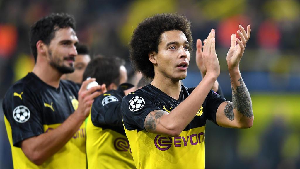 Axel Witsel und der BVB wollen gegen den FC Bayern Wiedergutmachung betreiben