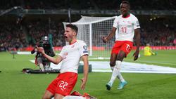Die Schweizer machten einen großen Schritt Richtung EM