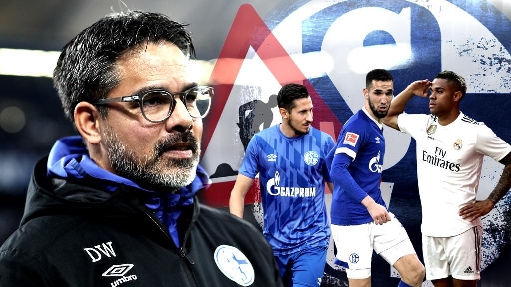 Beim FC Schalke 04 könnte in der Winterpause einiges passieren