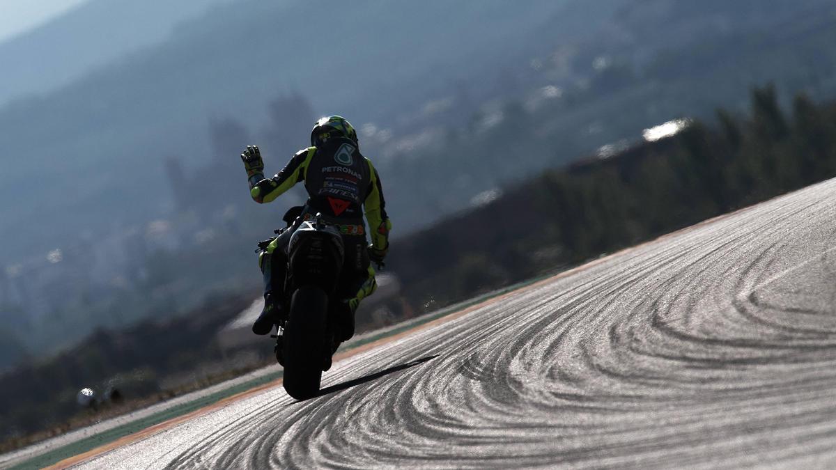 Die MotoGP mit Valentino Rossi macht nicht Halt in Argentinien