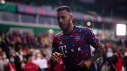 Corentin Tolisso vom FC Bayern soll sich erneut verletzt haben