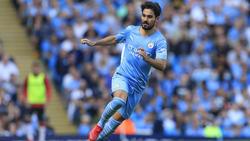 Fehlt Manchester City in der Champions League gegen Paris Saint-Germain: Ilkay Gündogan
