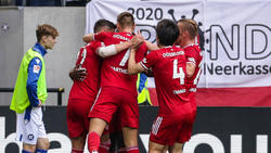Erster Heimsieg der Saison für Fortuna Düsseldorf