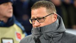 Max Eberl warnt Gladbach nach der Pleite gegen den FC Schalke 04