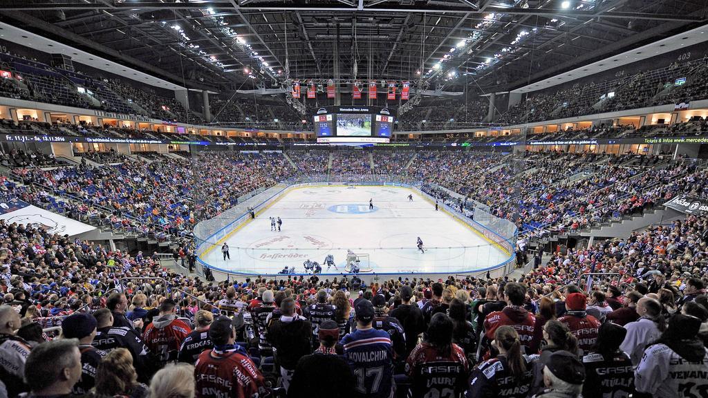 Eishockey Halle