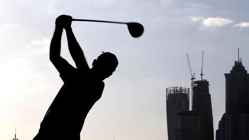 Beim Turnier in Oman sollen zwei Golfer unter Quarantäne gestellt worden sein