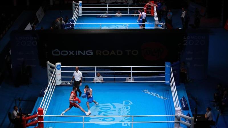 Die Olympia-Qualifikation der Boxer in London sorgt für Ärger