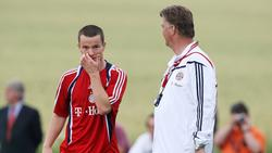 Unter Louis van Gaal spielte Alexander Baumjohann beim FC Bayern keine Rolle