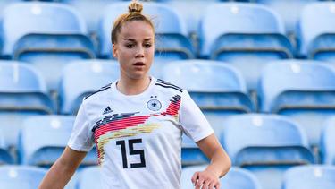 Giulia Gwinn ist deutsche Nationalspielerin