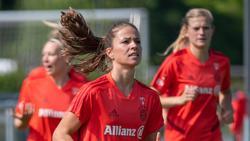 """Melanie Leupolz vom FC Bayern sieht den Restart als """"Privileg"""""""