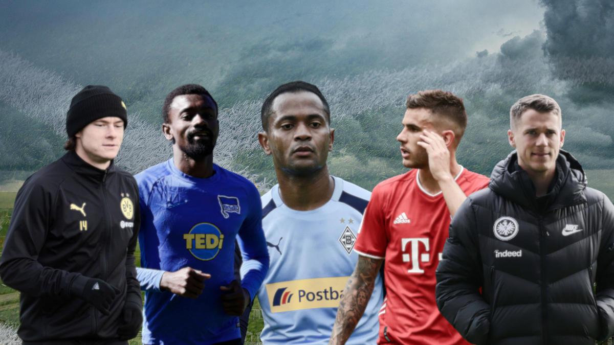 Wer waren die Verlierer beim FC Bayern, BVB, FC Schalke und den anderen Teams?