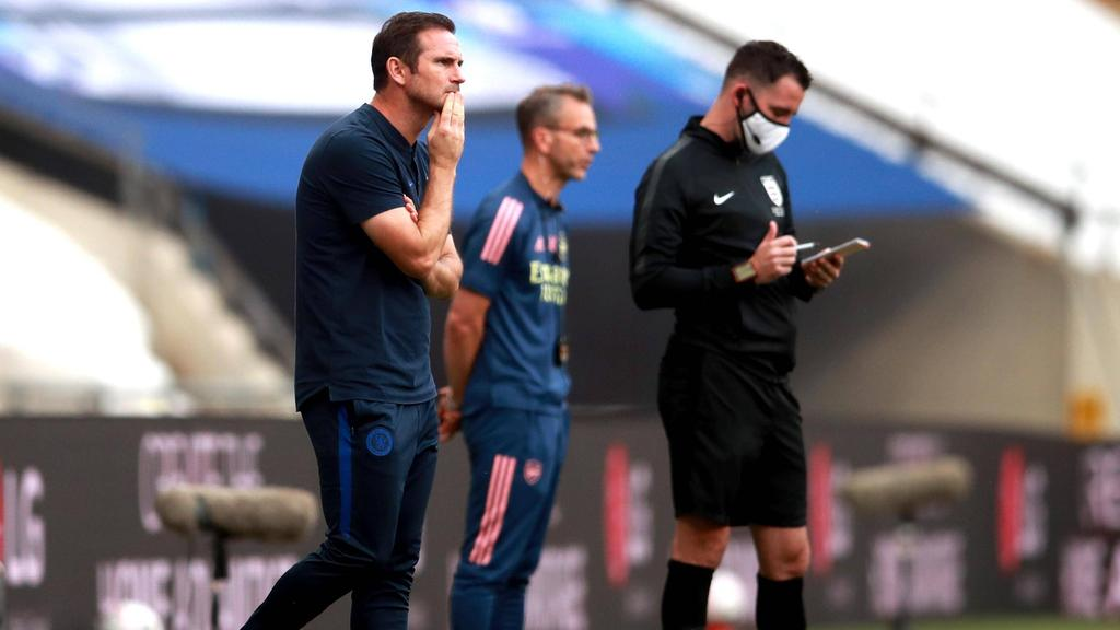 Frank Lampard steht gegen den FC Bayern vor einer Mammutaufgabe
