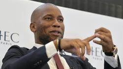 Drogba kann nicht zum Präsidenten des FIF gewählt werden