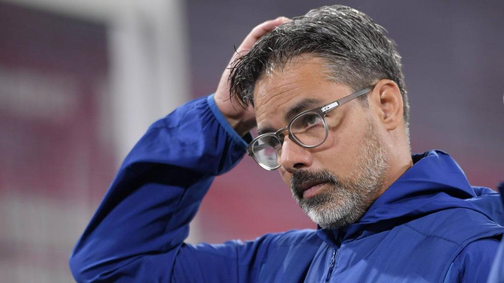 David Wagner und der FC Schalke 04 gingen gegen den FC Bayern unter